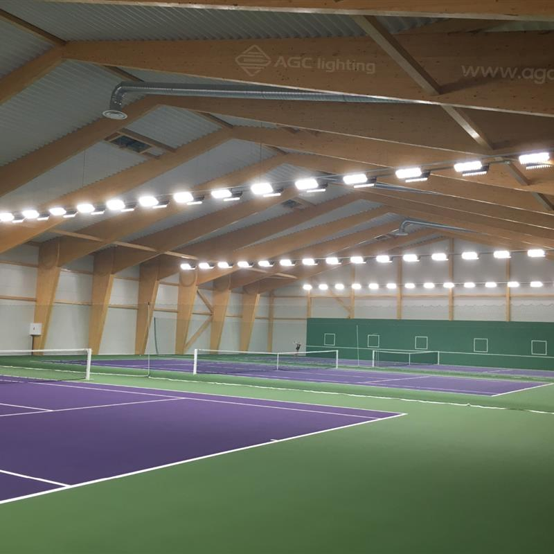 INDOOR SPORTS GROUND LED LIGHT (150 WATT 4X1 PANEL)